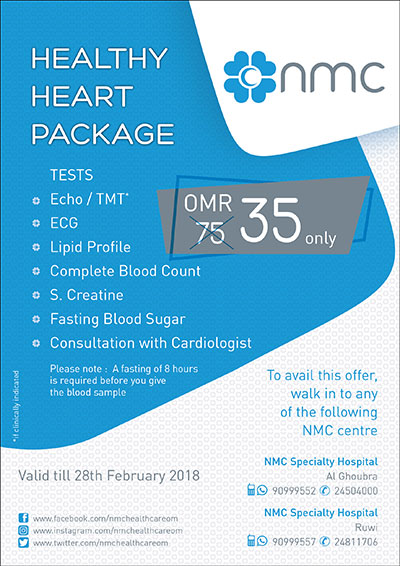Healthy Heart Package